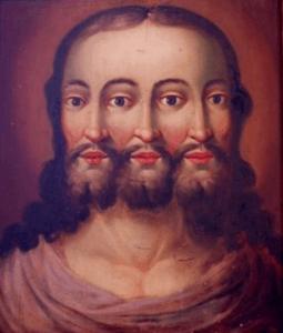 Jesus as Trinity