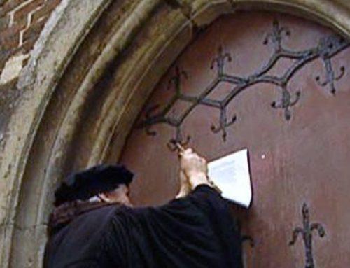Zes principes van de Reformatie