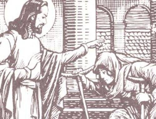 Jesus and the restoration of human dignity